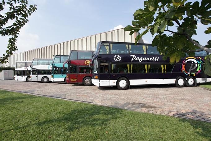 Bus Doppi - Parco Macchine
